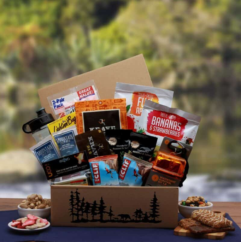 wilderness outdoors gift