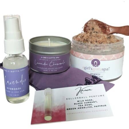 Be Well Relaxation Gift Box